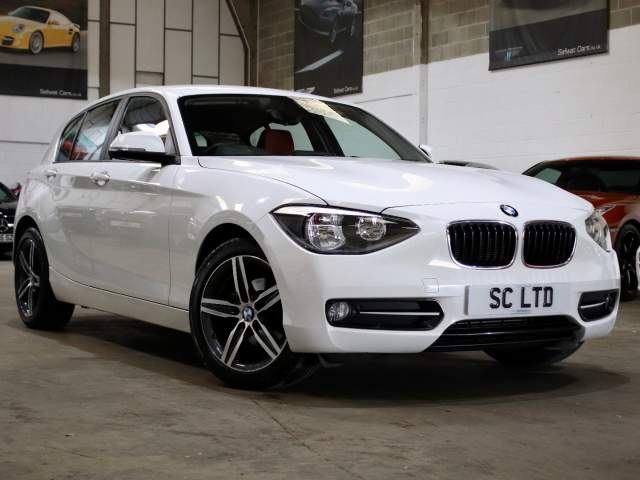 2014 14 Reg BMW 1 Series 116d Sport 5 Door Manual, £9,690