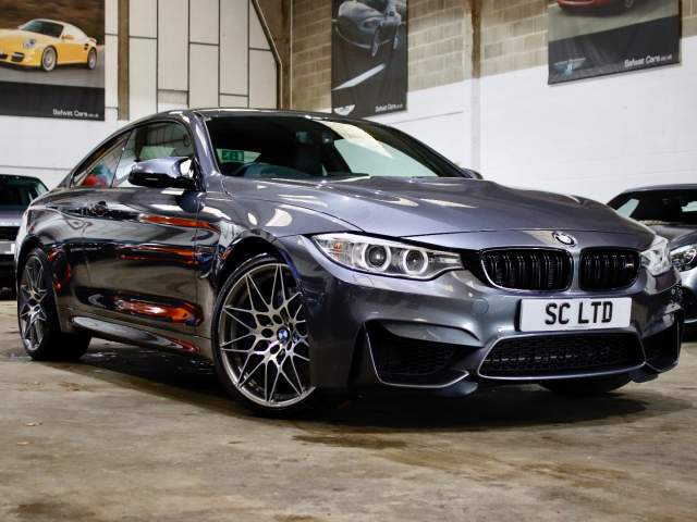 2016 66 Reg BMW M4 M4 3.0 Competition Pack DCT, £36,690