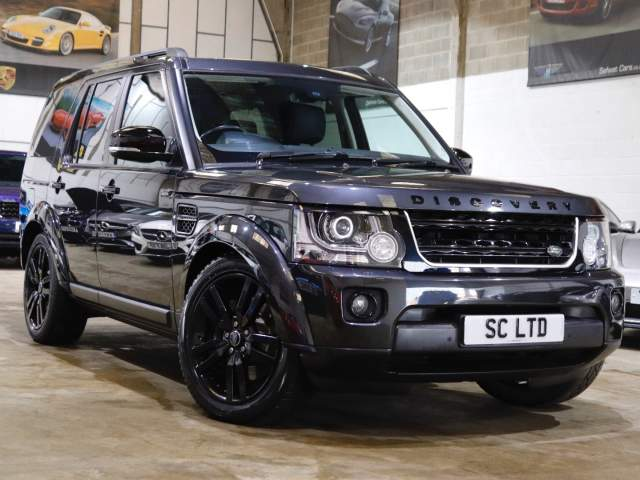 2014 14 Reg Land Rover Discovery 4 3.0 SDV6 HSE, £23,990