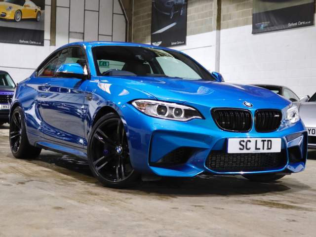 2016 66 Reg BMW M2 3.0 DCT Coupe , £29,990