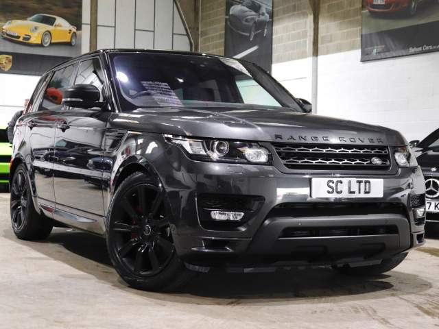 2017 66 Reg Land Rover Range Rover Sport 3.0 SDV6 Autobiography Dynamic, £49,990