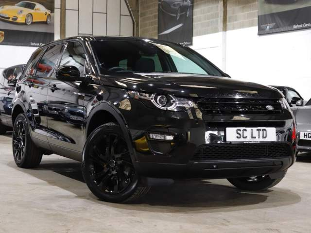 2016 16 Reg Land Rover Discovery Sport 2.0 TD4 HSE Luxury Auto, £24,990