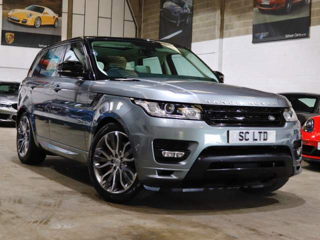 2015 15 Reg Land Rover Range Rover Sport 3.0 SDV6 Autobiography Dynamic, £33,990