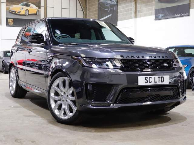 2019 19 Reg Land Rover Range Rover Sport 3.0 SDV6 Autobiography Dynamic , £65,990