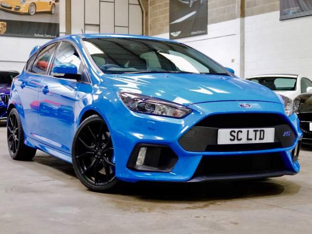 2017 17 Reg Ford Focus RS 2.3T EcoBoost AWD , £24,990