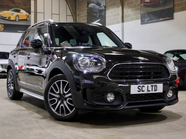2019 19 Reg MINI Countryman 1.5 Cooper Sport Auto ALL4, £22,890