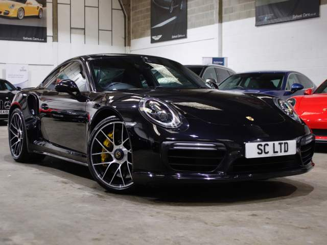 2016 66 Reg Porsche 911 991 3.8T Turbo S PDK Coupe, £105,990