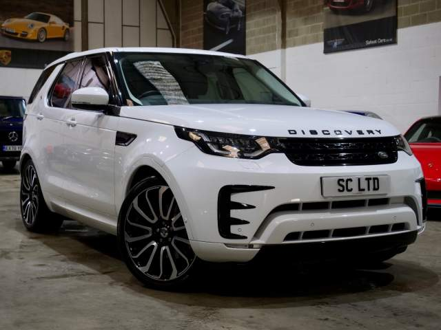 2017 17 Reg Land Rover Discovery 3.0 TDV6 HSE Auto , £38,990
