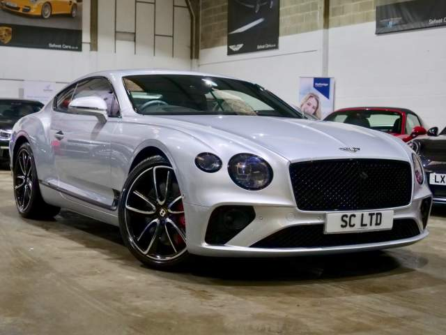 2020 70 Reg Bentley Continental Continental GT 4.0 V8 Mulliner Coupe , £164,990
