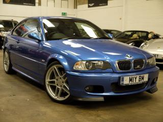2002 52 Reg BMW 330 Ci Clubsport