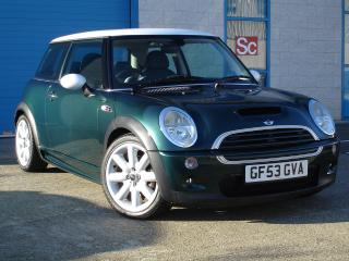 2003 53 Reg Mini Cooper S 1.6 Chili Pack