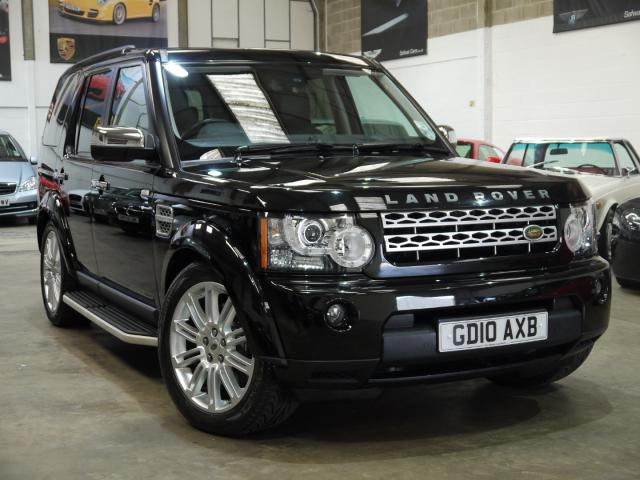 Land Rover Discovery 3.0 TDV6 HSE Auto