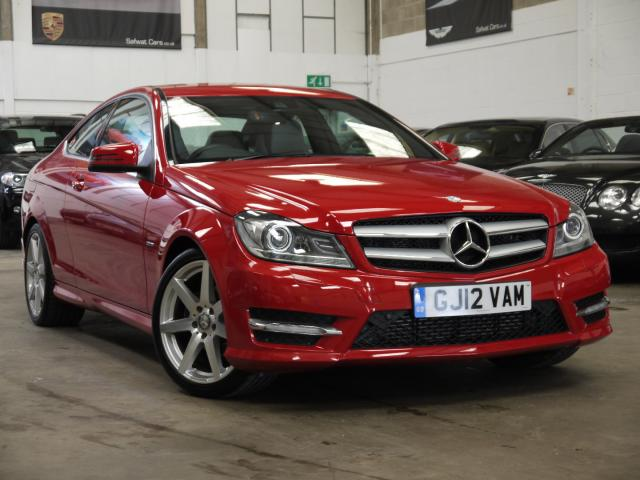 Mercedes-Benz C 180 AMG Sport Edition 125 7G-Tronic 2dr