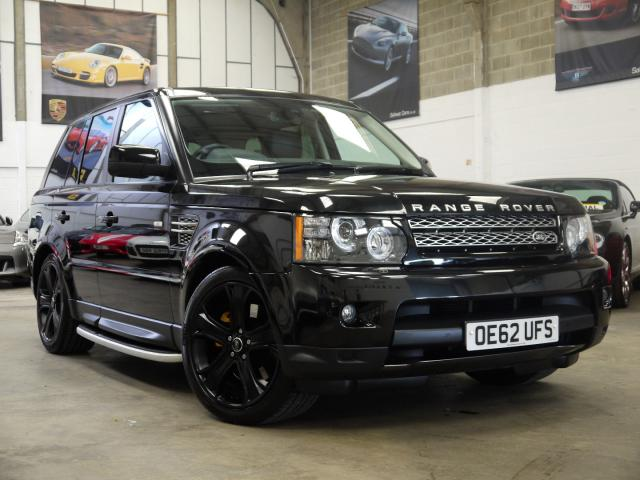 Land Rover Range Rover Sport 3.0 SDV6  HSE Black Edition