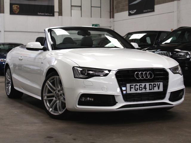 Audi Other 2.0TDi S Line 177 Special Edition Cabriolet