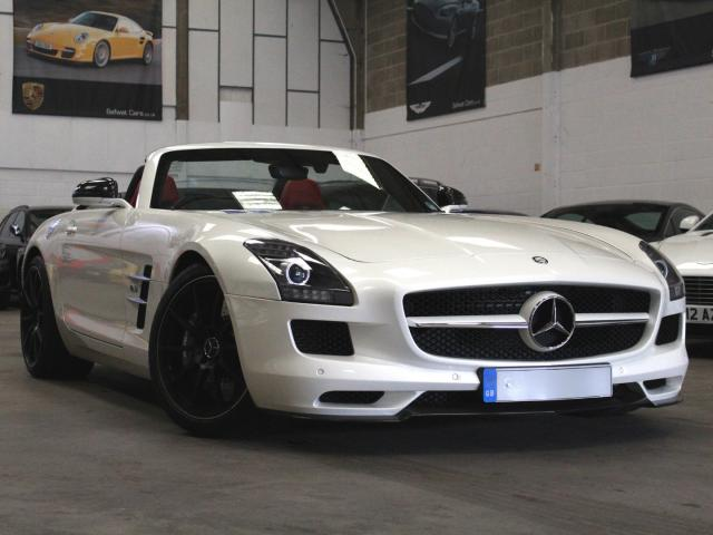 2013 13 Reg Mercedes-Benz  SLS Roadster