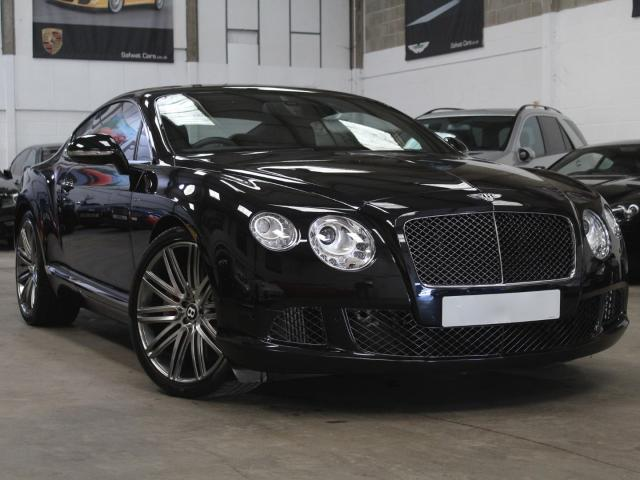 2013 13 Reg Bentley Continental 6.0 W12 GT Speed Coupe