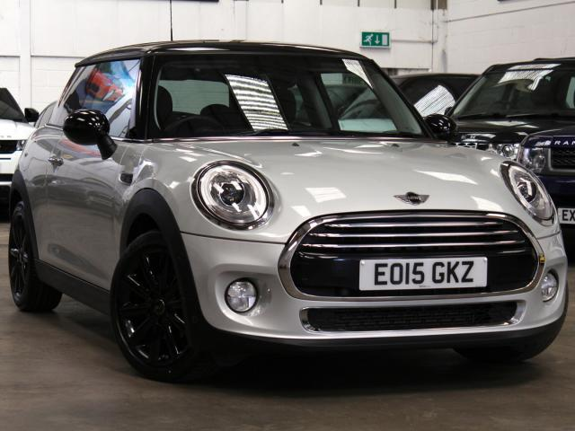 2015 15 Reg Mini Cooper 1.5 3 Dr Hatchback , £13,990