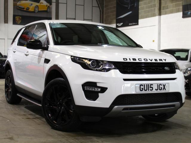 2015 15 Reg Land Rover Discovery Sport 2.2 SD4 HSE Auto, £32,990