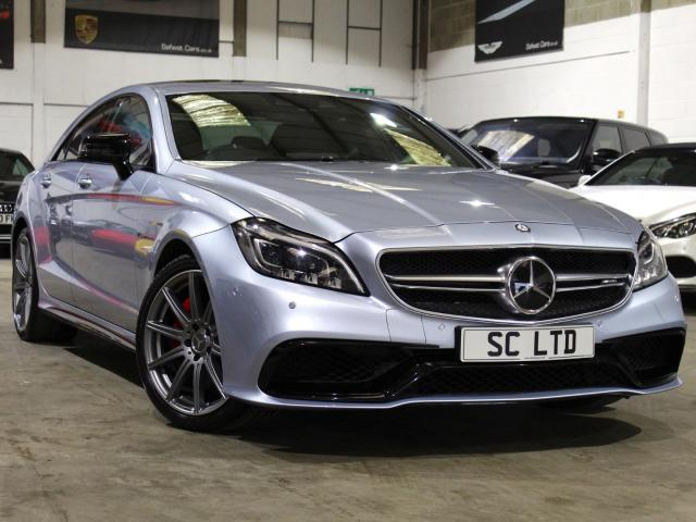 2015 65 Reg Mercedes-Benz CLS 63 AMG 5.5 AMG S Auto Coupe , £59,990