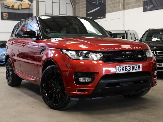 2013 13 Reg Land Rover Range Rover Sport SDV6 Autobiography Dynamic, £52,990