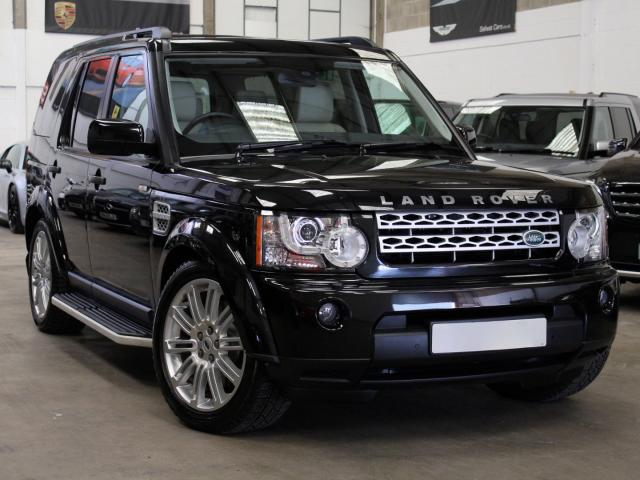 2013 13 Reg Land Rover Discovery 4 3.0 SDV6 HSE Auto , £33,390