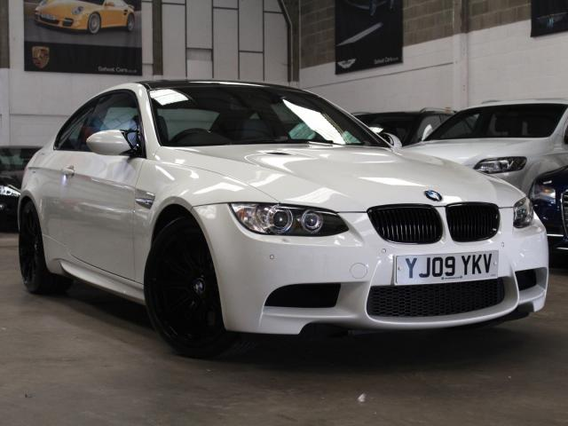 2009 09 Reg BMW M3 4.0 V8 DCT Coupe, £23,990