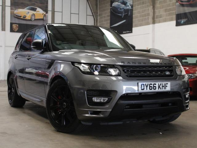 2016 66 Reg Land Rover Range Rover Sport 3.0 SDV6 Autobiography Dynamic , £68,990