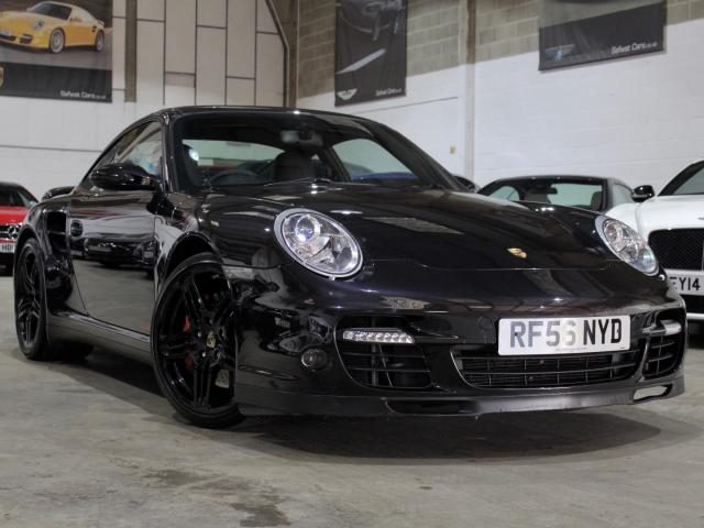 2007 56 Reg Porsche 911 997 3.6 Turbo Tiptronic Coupe, £52,990