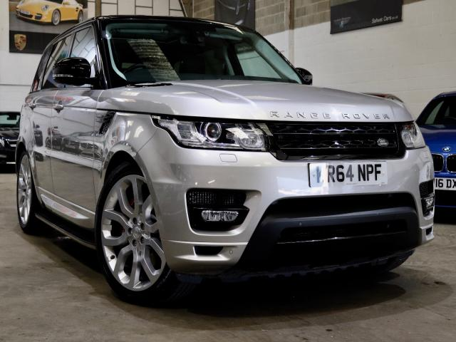 2014 64 Reg Land Rover Range Rover Sport 4.4 SDV8 Autobiography Dynamic , £47,990