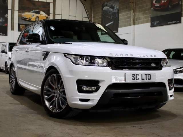 2015 15 Reg Land Rover Range Rover Sport 3.0 SDV6 Autobiography Dynamic, £40,990