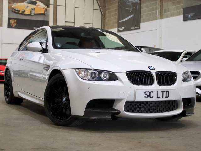 2013 13 Reg BMW M3 4.0 V8 Limited Edition 500 DCT 2dr, £22,990