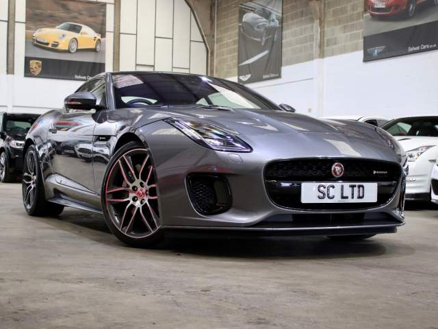 2018 18 Reg Jaguar F-Type Jaguar F-Type 2.0 i4 R-Dynamic Auto , £43,990