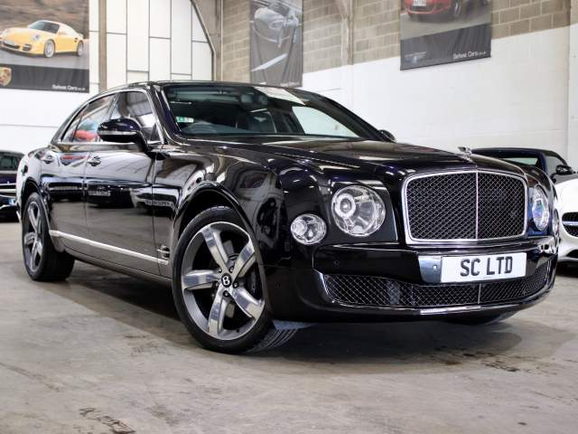 2016 16 Reg Bentley Mulsanne Mulsanne 6.75 Speed, £104,990
